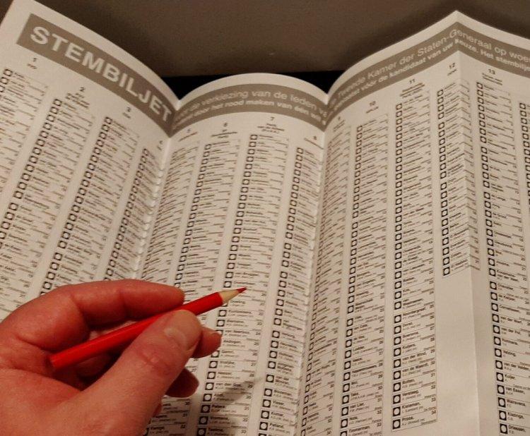 Verkiezingsfraude in Friesland